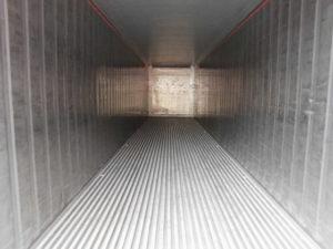 40ft ハイキューブ冷凍冷蔵コンテナ(リーファーコンテナ)