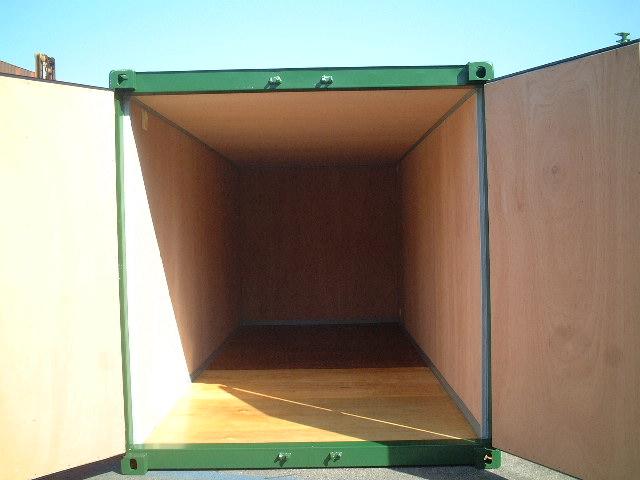 20ft レンタルボックスコンテナ 1ドア