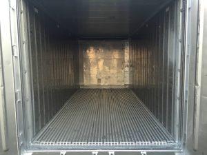 20ft 冷凍冷蔵コンテナ(リーファーコンテナ)