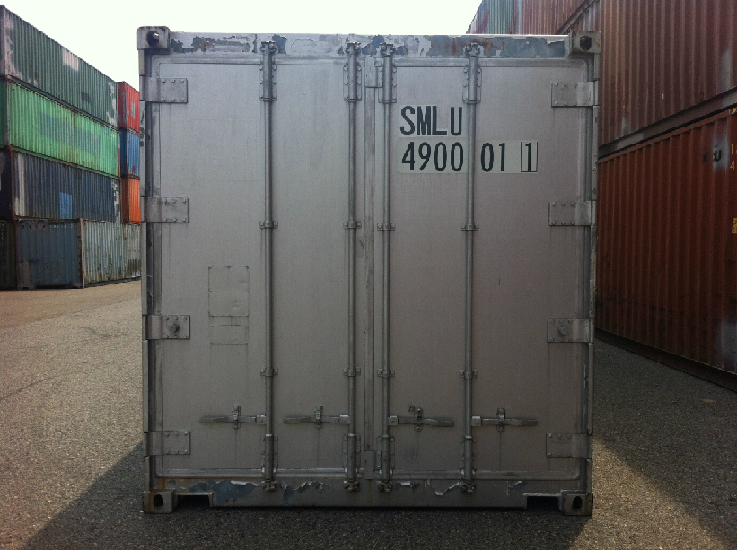 40ft 冷凍冷蔵コンテナ(リーファーコンテナ)
