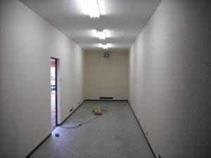 40ft コンテナハウス(内装施工例)